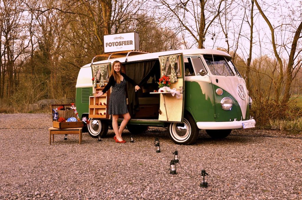Fotobus huren voor uw event? De fotobus met photobooth wordt de hit!