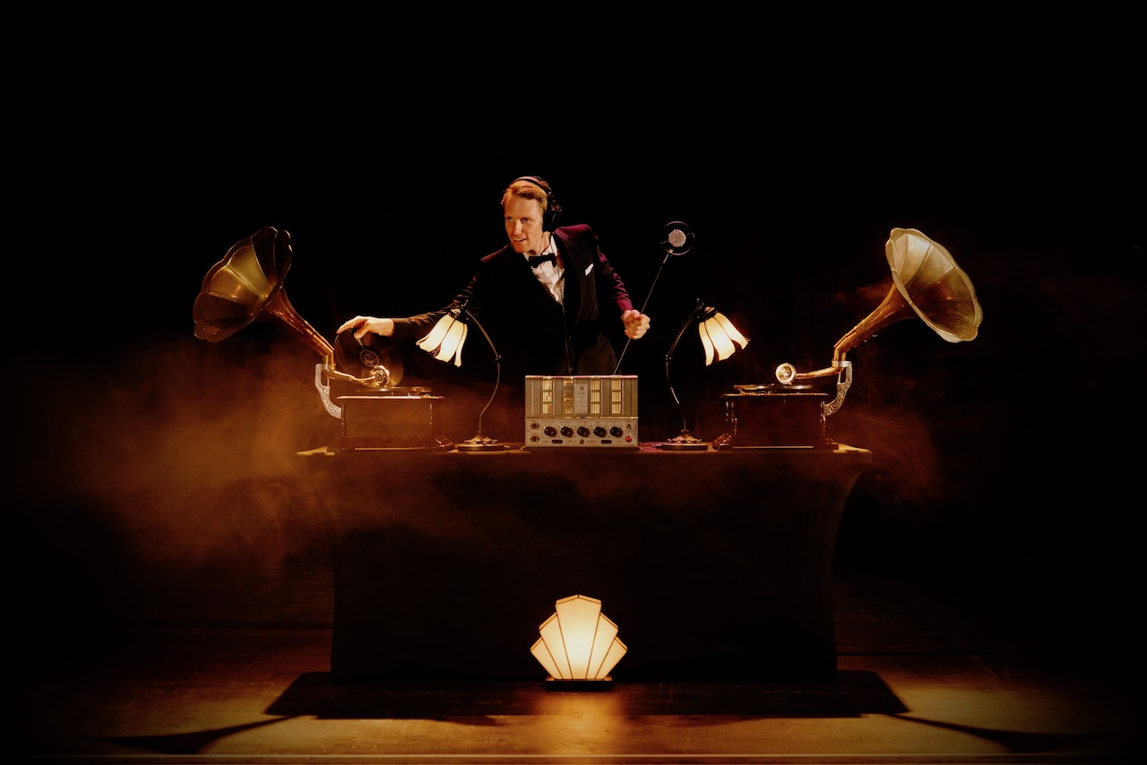 Great-Gatsby-DJ-Trouwfeest-Boeken
