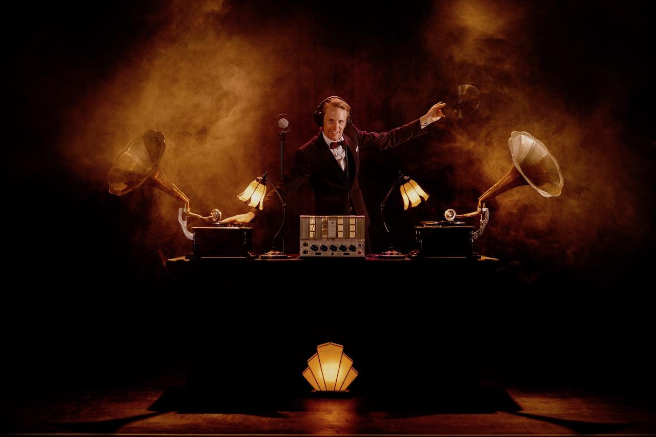 Great-Gatsby-DJ-Vintage-DJ-boeken-Retro-DJ
