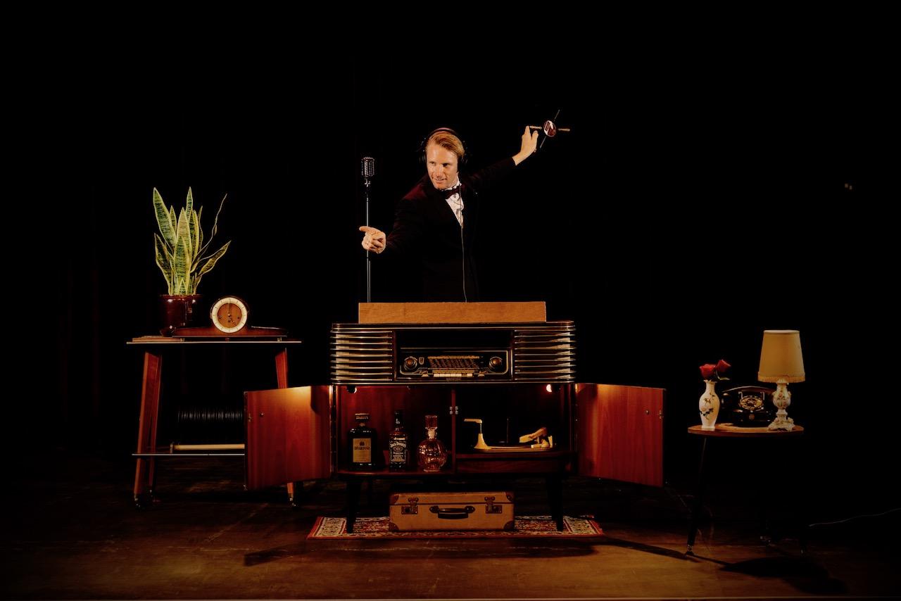 Fifties-DJ-Boeken-Trouwfeest