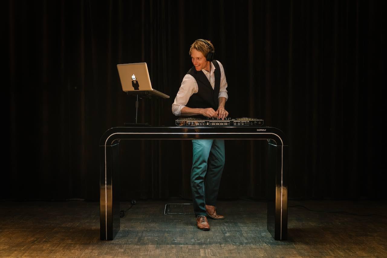 Lounge-DJ-boeken