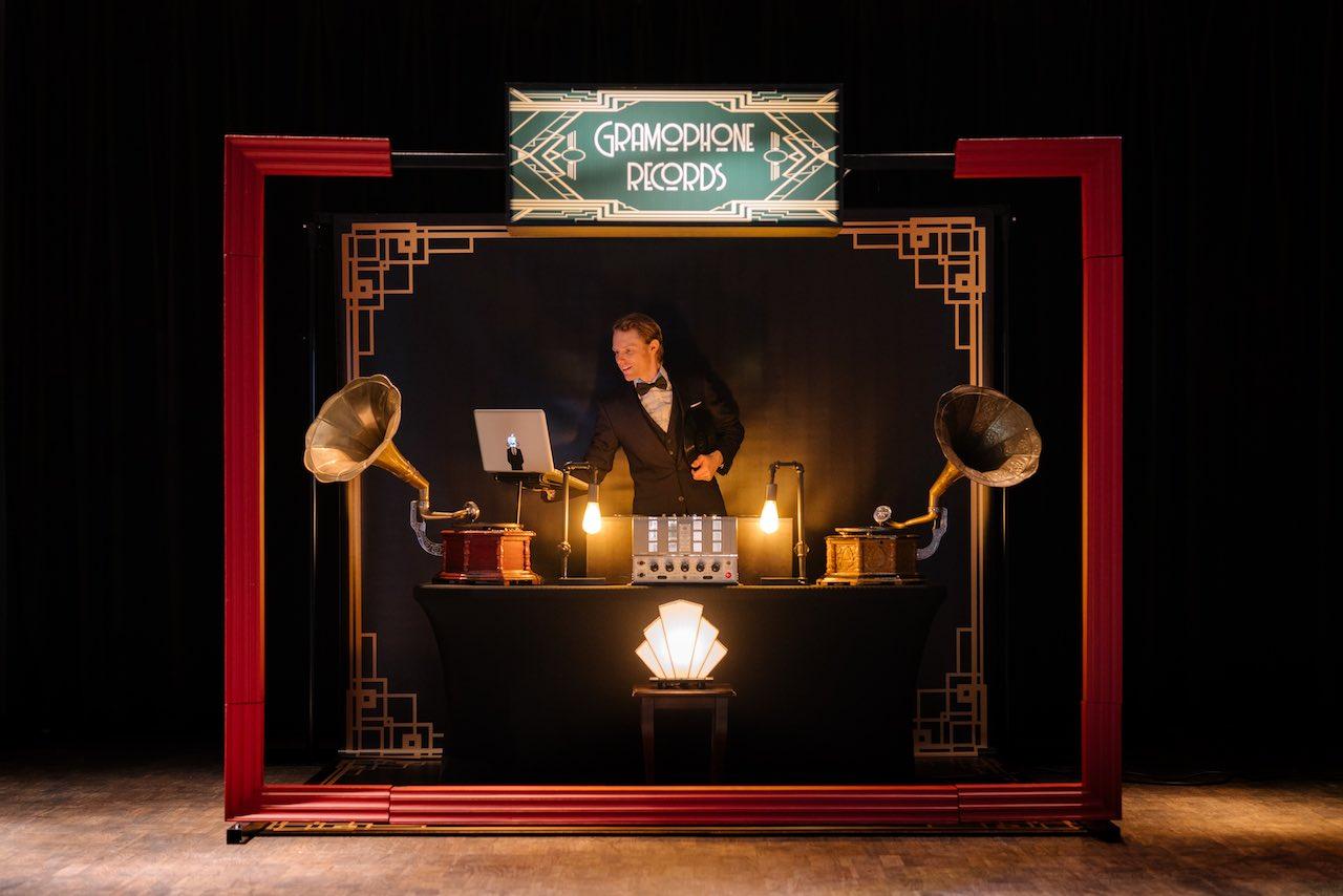 Retro-DJ-boeken-DJ-Great-Gatsby